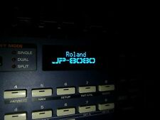 Roland JP-8000 / JP-8080 OLED Display !