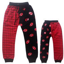 Kids Boys Girls Super Hero Clothes Hoodies T-Shirt Pants Pyjamas Outfits Costume