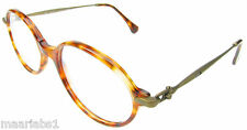 GENUINE VINTAGE GUCCI HAVANA TORTOISE EYE READING GLASSES SPECTACLE FRAMES NEW