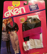Mattel Barbie  Ken Dinner Date Fashions Outfit NIP 4947  Mint