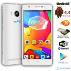 "Unlocked! 5.0"" Android 4.4 DualSim 2Core 3G SmartPhone AT&T T-Mobile Straightalk"