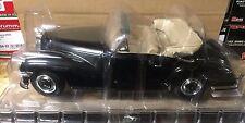 """DIE CAST """" MERCEDES BENZ 300 S 1955"""" 1/18 HACHETTE LE MITICHE AUTO DA COLLEZIONE"""