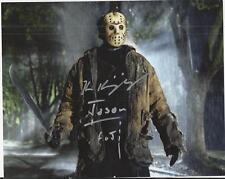 Ken Kirzinger - Freddy vs. Jason signed photo