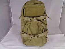 Rare Allied Industries MAP MBSS Hydration Backpack Pouch Coyote Tan SOF SEAL NSW