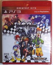 KINGDOM HEARTS HD 1.5 REMIX Brand New PLAYSTATION 3 PS3 GAME Disney Square Enix
