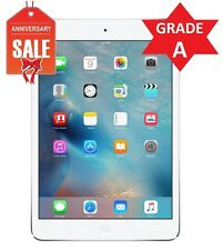 Apple iPad mini 2 16GB, Wi-Fi + 4G AT&T (Unlocked), 7.9in - Silver - Grade