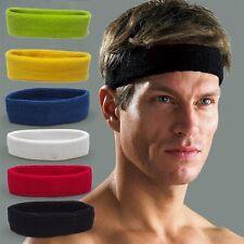 Dancer Sport Sweat Sweatband Yoga Gym Stretch Head Band Hair fit Unisex HOT!