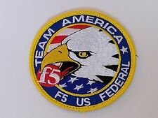 F5 Team America / US Federal Military Patch NEW