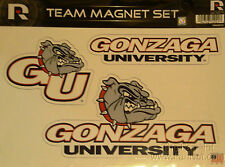 Gonzaga Bulldogs Multi Die Cut Magnet Sheet Auto Home University Of