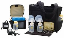 Medela Pump In Style Advanced Breastpump On the Go Tote System -New! Free Ship!