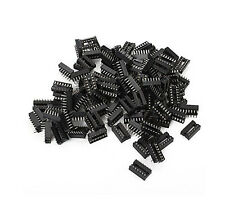 20 x 14 pin DIP IC Sockets Adapter Solder Type  Socket  LE