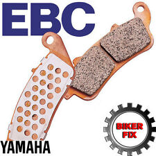 YAMAHA YZF R1 (6 piston radial caliper) 07-08 EBC REAR DISC BRAKE PADS FA174HH