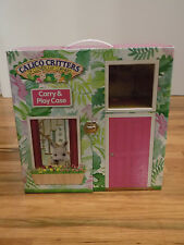 Calico Critters of Cloverleaf Corners Carry & Play Case