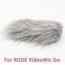 DeadCat Artificial Fur Wind Shield Windscreen for Rode VideoMic Go windshield
