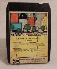 Story Of The Beatles Volume 1  8-Track  R-350