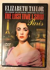 The Last Time I Saw Paris (DVD, 2002) Elizabeth Taylor