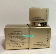 Amore Pacific Time Response Skin Renewal Sleeping Masque 2 * 0.1oz/3ml GWP NIB