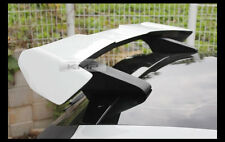Glass Wing Rear Roof Spoiler Window Visor Unpainted for HYUNDAI 2011-17 Veloster