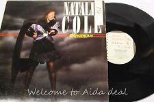 """Natalie Cole, Dangerous LP (VG) 12"""""""