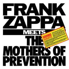 Frank Zappa Meets The Mothers Of Prevention von Frank Zappa (2012) CD Neuware