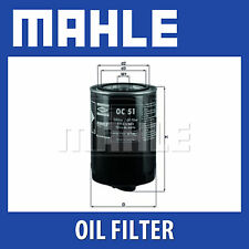 Mahle Oil Filter OC51 (Audi, VW & others)