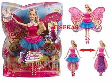 Barbie A Fairy Secret Transforming Doll 2-1  T7349 Girl Toy 2010 NEW