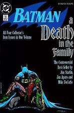 Batman: Death in the Family by Starlin, Aparo and DeCarlo (1992, TPB) DC Comics