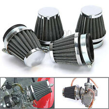 4x 50mm Intake Air Cleaner Filter System for Honda Motorcycle Replacement Parts
