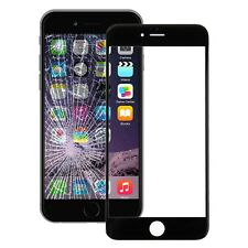 Apple iPhone 7 Front Glass Panel Scheibe Display Glas Schwarz
