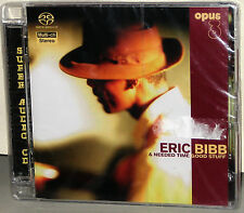 OPUS 3 Hybrid SACD 19623: Eric Bibb - GOOD STUFF - Germany 2005 Factory SEALED