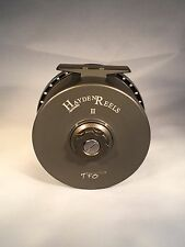 "TFO HAYDEN II FLY FISHING REEL LARGE ARBOR -""OVER 50% OFF"""