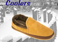 MENS COOLERS SLIPPERS