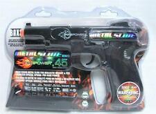 SPRING AIR SOFT BB GUN FIREPOWER .45 PISTOL METAL SLIDE 328 FPS BAXS SYSTEM B-15