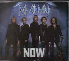 Def Leppard-Now Promo cd single