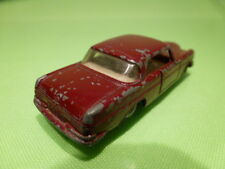 LESNEY  MATCHBOX - NO= 53 MERCEDES 220SE  220 SE   - IN GOOD CONDITION