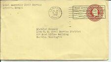 LOCAL SECRETARY CIVIL SERVICE LEBANON, OR 7/29/1942