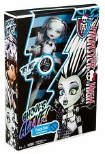 Monster High Ghoul's Alive Frankie Stein With Sound Doll Y0424