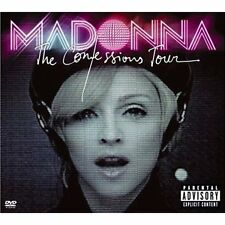 MADONNA - THE CONFESSIONS TOUR  CD