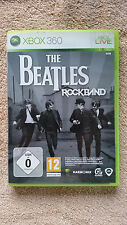 The Beatles RockBand Xbox 360  / complet / envoi gratuit