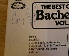 The Bachelors - Best Of LP SIGNED SHM 796