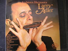 LP LARRY ADLER AMBIANCE HARMONICA COME NUOVO LOOL