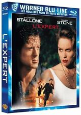 "BLU RAY - SYLVESTER STALLONE-SHARON STONE "" L'EXPERT ""    -  NEUF"