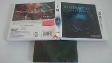 "Resident Evil ""Revelations""  : Boitier 3D Vide/Empty + poster [Collector - N3DS]"