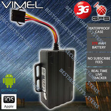 3G GPS Tracker Vimel Anti Theft Live Tracking Anti Theft Device Free Web Site