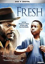 Fresh [DVD + Digital] Giancarlo Esposito, Samuel L. Jackson (R/DVD) BRAND NEW