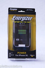 Energizer AP1000 Power Bank Case Built-In Rechargeable Battery for iPhone 3G/3GS