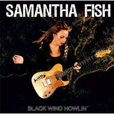 Black Wind Howlin' - Samantha Fish (CD Used Very Good)