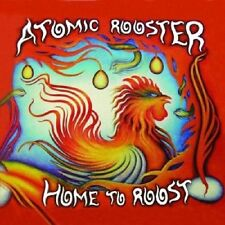 Atomic Rooster Home To Roost 2-CD NEW SEALED 2011
