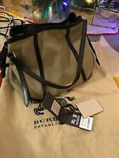 "100% Authentic Burberry Handbag, Great Condition. 12""X11""X4.5"""