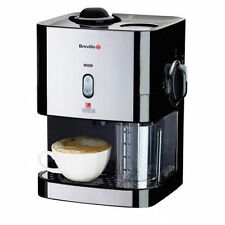 Breville VCF011 Instant Cappuccino Maker Gloss Black & Stainless Steel VCF011